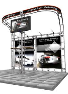Trade Show Booth Edmonton : Sundial graphics i trade show displays edmonton i edmonton trade
